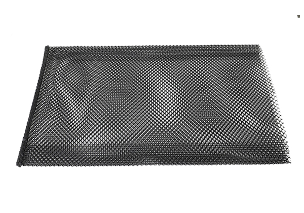 Our heavy duty 700g oyster bags from INTERMAS are the most popular weight used on site by oyster growers. Cost effective & durable.