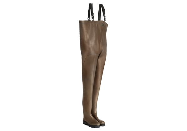 LE CHAMEAU Brown Chest Waders