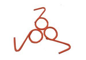 Triskell Orange Hooks