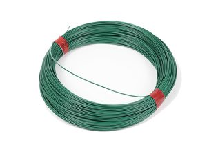 Plastic-Coated Wire