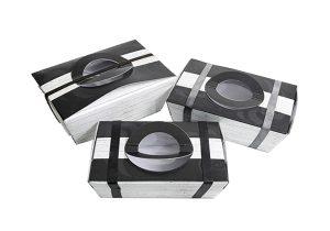 Waxed Cardboard Box