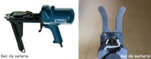 Staple Gun Beak Options