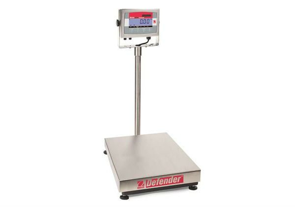 The Defender 3000 Series Scales is ideal for weighing in a damp environment and features a back-lit LCD display, making it easier to read outside.