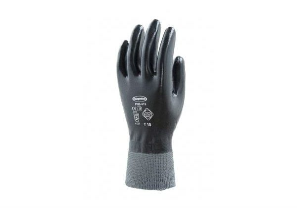 Maprotec PNS413 Black Gloves are used for intensive work. For use in building, public works, fisheries and other agro-food activities.