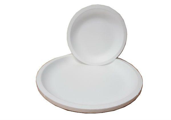 Polystyrene Plates, Round
