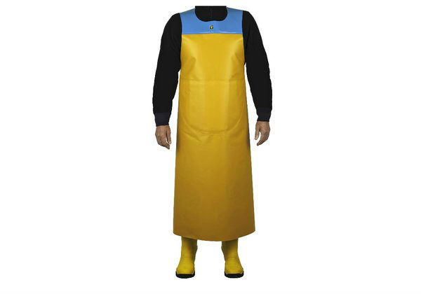 GUY COTTEN ISOFRANC Apron