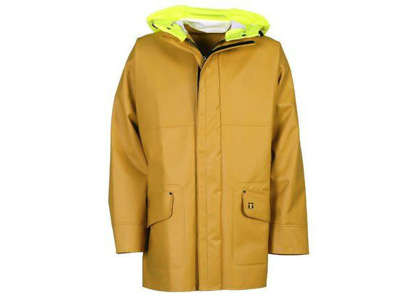 Our Rosbras Jacket is the classic Guy Cotten Zipped Jacket, made from reliable Nylpeche material. Waterproof and comfortable to wear.