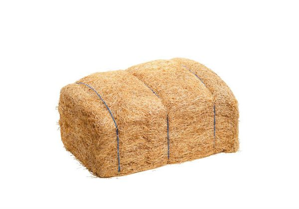 Ensure your products arrive in perfect condition with our bales of wood fibre! Wood wool is 100% natural and is both beautiful & good for the environment.