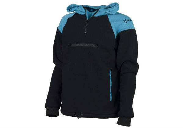 GUY COTTEN Hooded Kingston Fleece