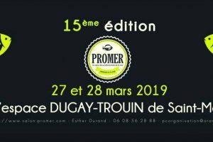 2019 Promer Show in Saint Malo, France