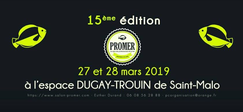 2019 Promer Show in Saint Malo, France