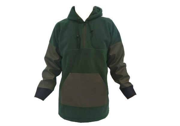 This fleece sweater is part of a range of affordable clothing from European brand PROS EXTREME aimed at the serious hobbyist fisherman or professional.