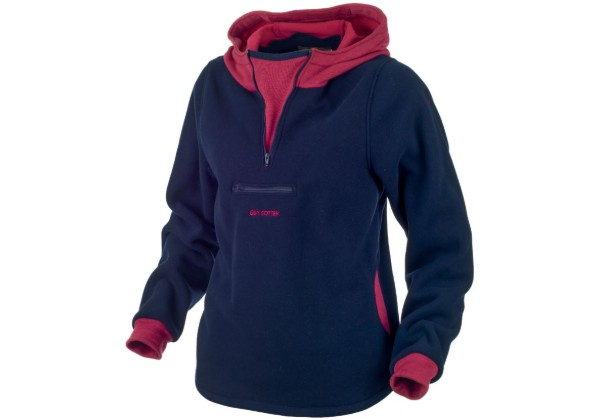 The MUSICA Ladies Fleece is made from a soft and warm fibre that will keep you warm while remaining breathable. Ideal for outdoor sports as well as casual wear.