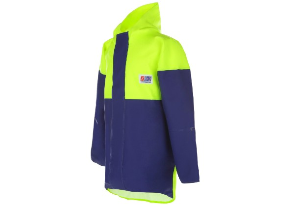 The 211 Crew Jacket from Stormline is their most popular foul weather jacket. the product of 40 years continuous development and improvement, this is the only heavy duty jacket you'll need!