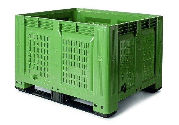 The Big Box is suitable for use when harvesting shellfish, for example mussels. The ventilated sides and base allow the water to run off cleanly.